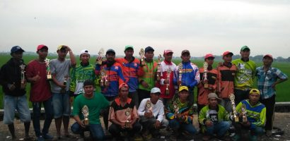 Reza Jawara Sejati di Liga Sidoarjo'18