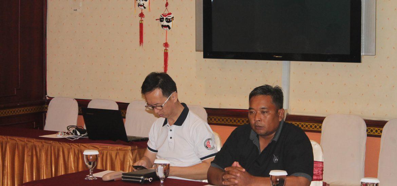 Refisi Hasil Rakernas PPMBSI ke-20 Malang