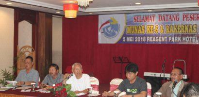 Drs H Sofyan Permana Nahkodai PPMBSI Pusat 2018-2021