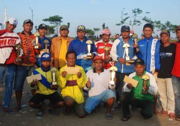 Daftar Juara Nasional Marundah Jakarta'2018