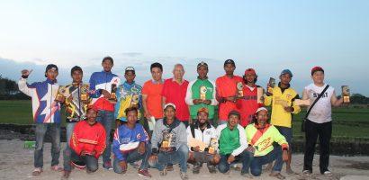 Akni Juara junior Ring'18 Anniversary Klaten