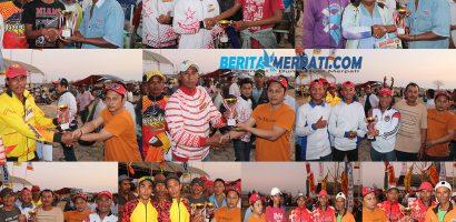 Lima Pembalap, Jawara Bersama di LJB'18 Sampang