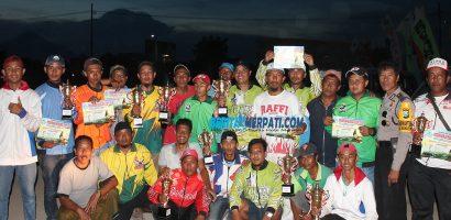 Daftar Juara Nasional Pasuruan Bersatu Cup 2018