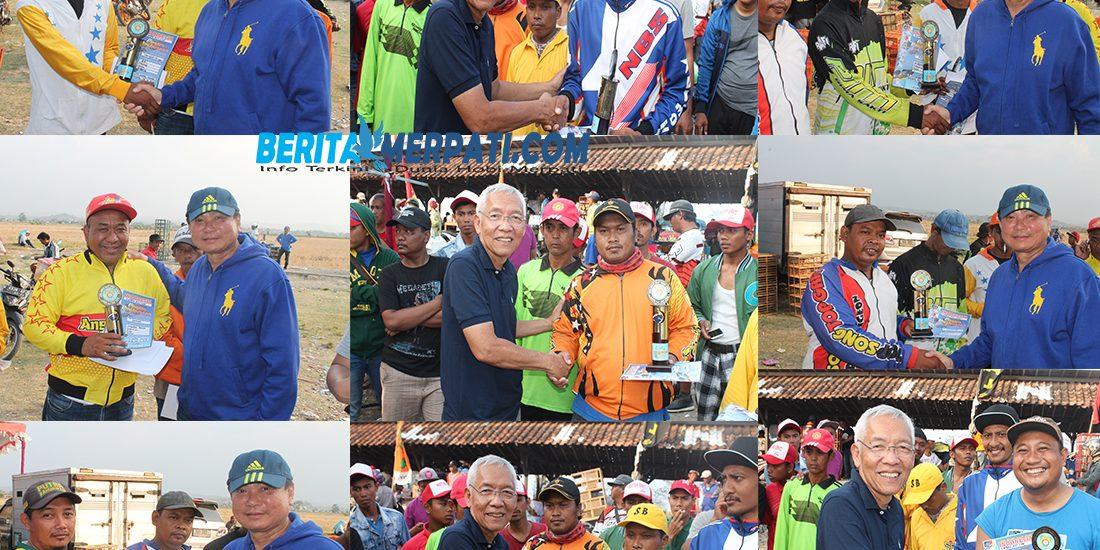 Pembalap Jatim Sikat Habis Lawan di Lindu Aji Semarang