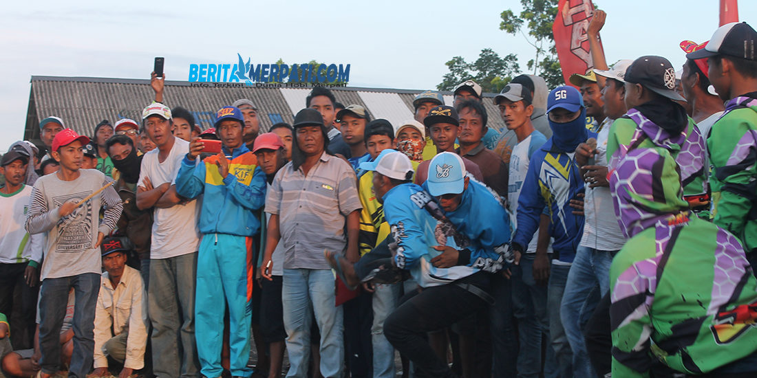 Top One Kandaskan P Jagal di Final LJB'19 Put V Lumajang