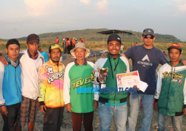 TEVES TEAM; Mario Sabet Runner Up LJB'19 Probolinggo