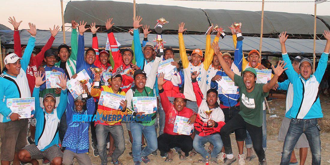 Daftar Juara Sofyan Permana Cup'19 Sampang