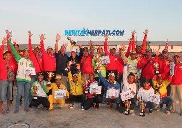 Daftar Juara 6 th Anniversary LJB'19 Sumenep
