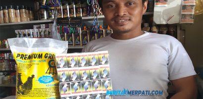 Premium Griit Hadir di Probolinggo