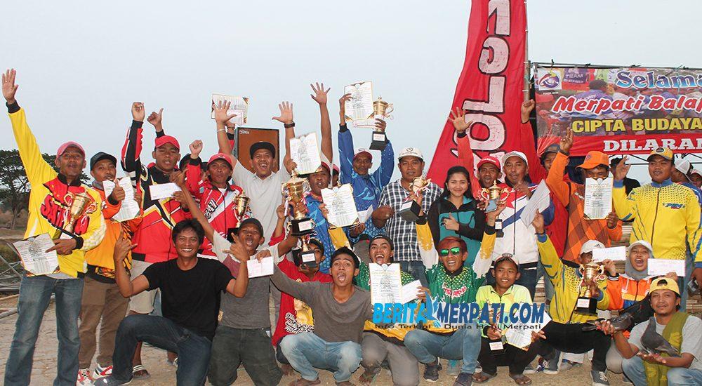 Daftar Juara Gita Delta Cup 2019 Sidoarjo
