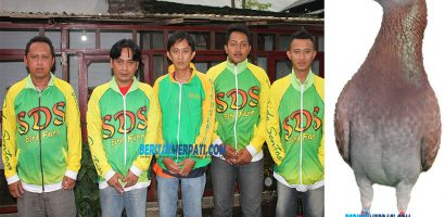 SINCHAN; Runner Up 14 th Anniversary, Bapak Ring Palem