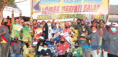 Daftar Juara 1 th Anniversary Putra Hidayat Sampang