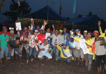 Alkapon Jawara Sejati di Gandrung Cup'18