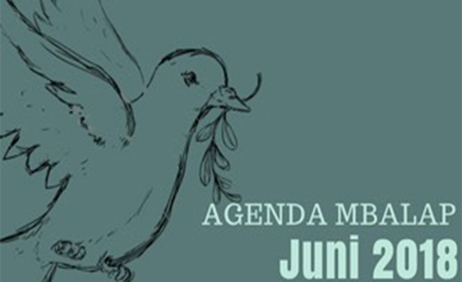 AGENDA LOMBA JUNI 2018