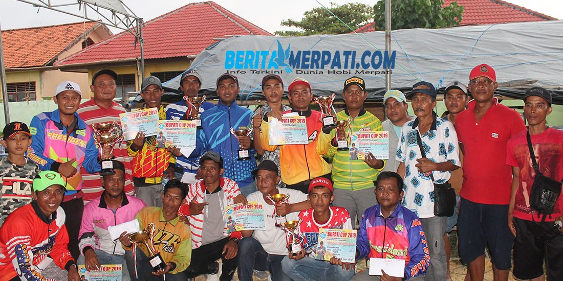 Daftar Juara Bupati Cup 2019 Sampang