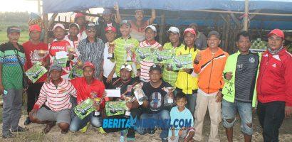 Superman Kandaskan Btg Castila di Final LJB'19 Bangkalan