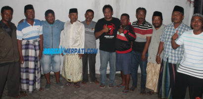 Kades Sanimu ketua Penglok PPMBSI Probolinggo