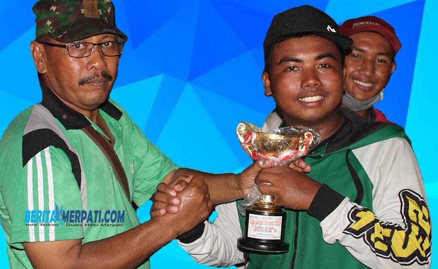 Teves Team Bondowoso; Kembali Muncul Lewat Mario