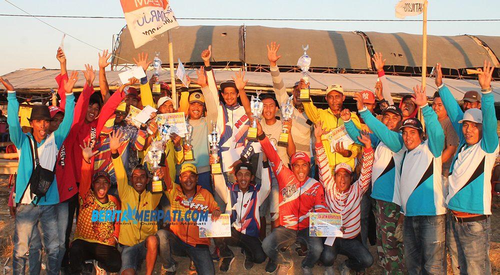 Daftar Juara LJB'19 Put I Sesi II Sampang