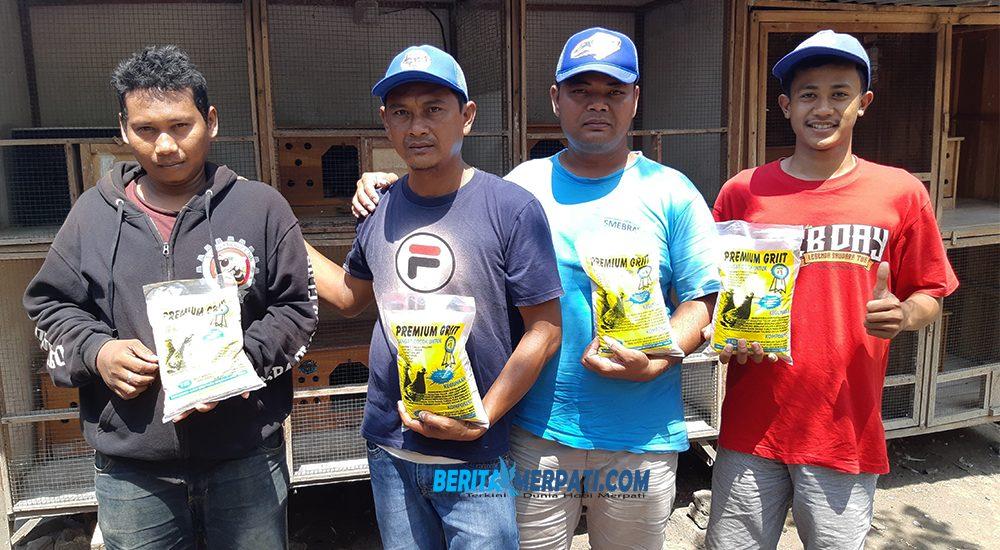 Kyky PS Buka Agent Griit di Kediri