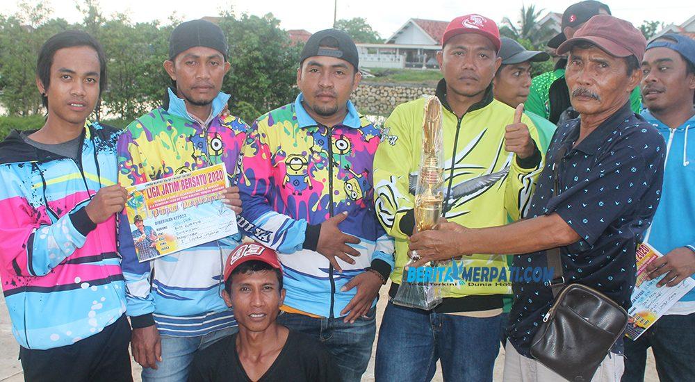 LJB'20 SAMPANG; Diguyur Hujan, Solder Juara Undian