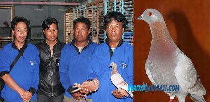 GUMAYA; Darah Chelsie & Rocky Bandung