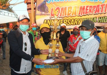 Jagal Papua Jawara 1 th Anniversary Putra Hidayat Sampang