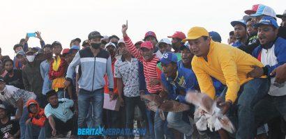 PHONSKA CUP GRESIK; Pukulan Mercy, Bikin Btg Ascobar Kalah